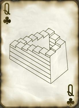 Card Trick Illusion 7