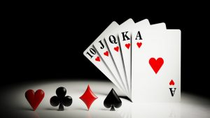 Texas Holdem winning hand